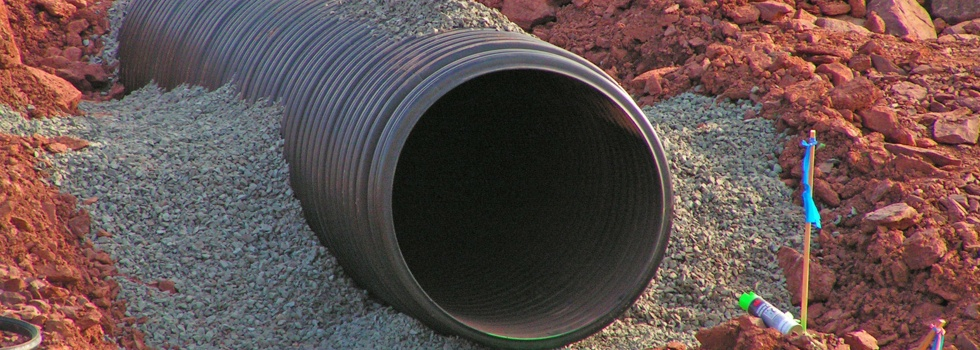 Sub soil drainage 2