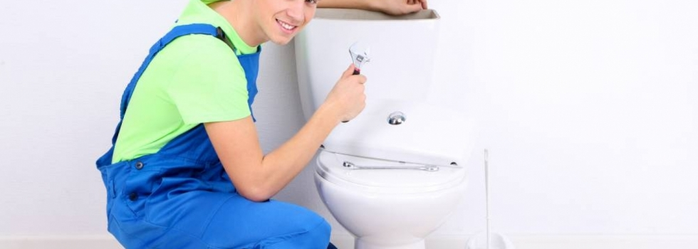 Toilet replacement plumbers 2